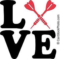 Darts Love