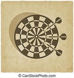 darts old background