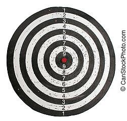 Darts topic - Darts - goal, aim, target to reach success