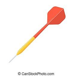 Darts Vector Icon