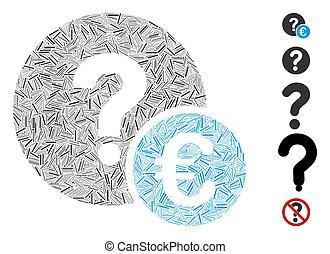 Dash Collage Euro Balance Query Icon
