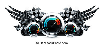 Dashboard emblem, 10eps
