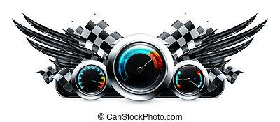 Dashboard emblem, 10eps