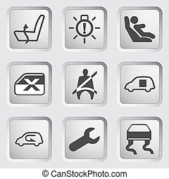 Dashboard icons set 5