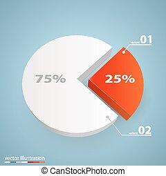Data 3d growth chart. - Data 3d growth chart art info....
