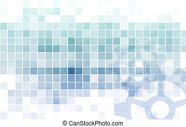 Data Analysis Process Concept as a Art