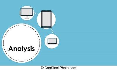 Data analysis technology HD - Data analysis electronic...