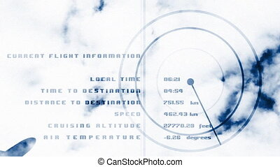 data and information associated with aircrafts and aviation