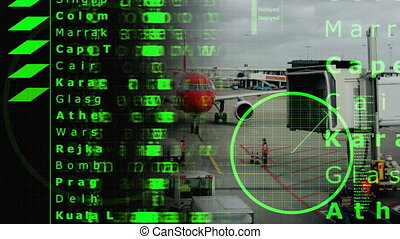 data and information associated with aircrafts and aviation...