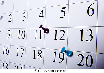 data, calendario, appuntamento