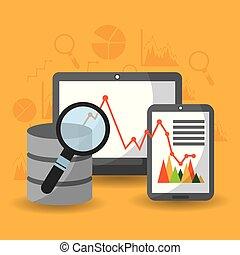 data center analysis research financial diagram network
