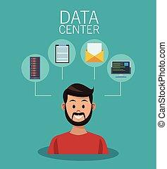 Data center technology