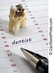 data, dentista