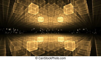 Data Flow, Geometrical Horizon