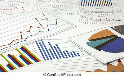 data, grafiek, analyse