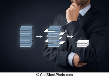 Data mining (dataminig) process and big data analysis (...