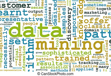 Data Mining Technology Strategy as a Concept