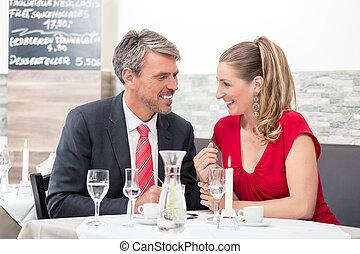 data, par, tendo, restaurante