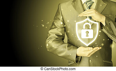 Data protection and insurance.