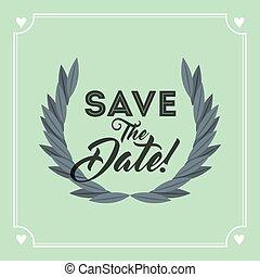 data, risparmiare, disegno