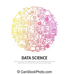 Data Science Circle Concept