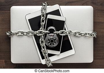 data security concept