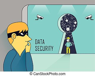 data security concept