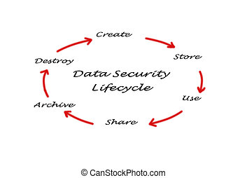 Data Security Lifecycle