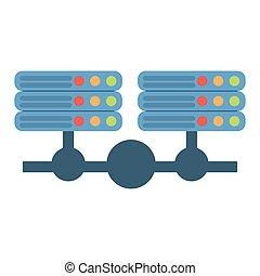 data server computer storage system