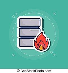 data server design