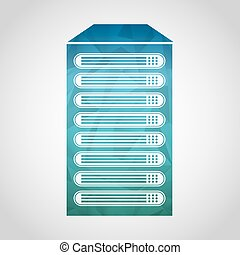 data storage center