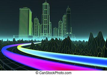 data streams in a digital world