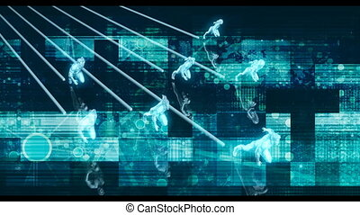 Data Technology Information Transfer Abstract Background...