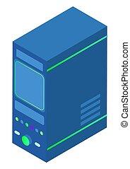 Database Block with Information Storage System - Datacenter ...