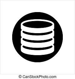 Database Icon, Data Base Icon