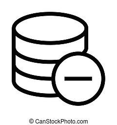 database remove