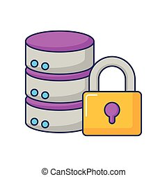 database server information system security