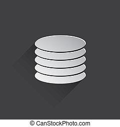 database web icon.