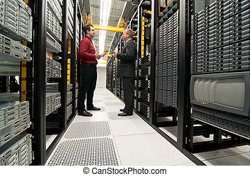 Datacenter discussion