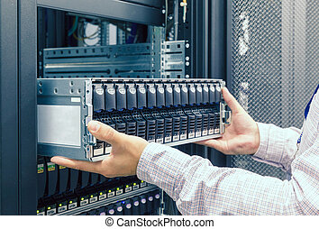 datacenter, installs, זה, jbod, רשום, הנדס