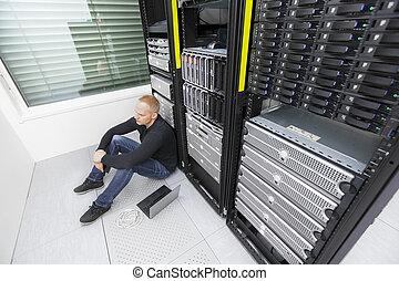 datacenter, problèmes, dur, il conseiller