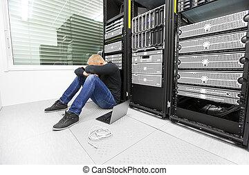 datacenter, probléma, őt consultant