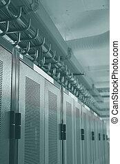 datacenter, rekken