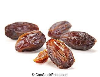 Date dried fruit