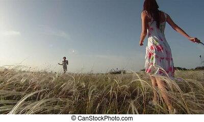 Date in a field