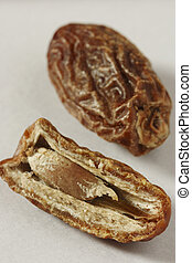 Date is a its edible sweet dryfruit