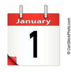 Date January 1st