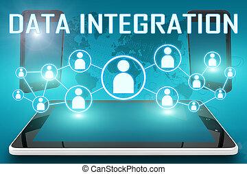 daten, integration