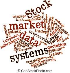 daten, systeme, markt, bestand