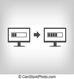 dati, copiatura